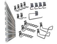 Ulti-MATE Garage Slat Wall 20-Piece Kit