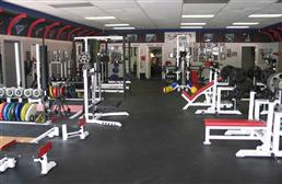 "1/2"" Rubber Gym Tiles"