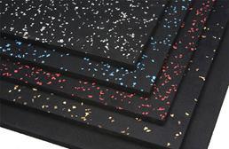 Garage gym flooring rubber garage flooring tiles rolls mats