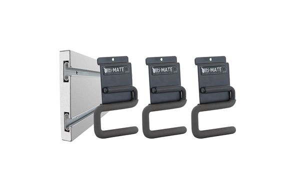 Ulti-MATE Garage Slat Wall 4-Piece Kit