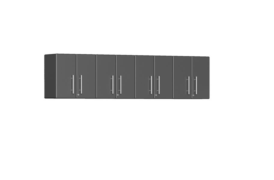 Ulti-MATE Garage 2.0 Series 4-PC Wall Cabinet Kit