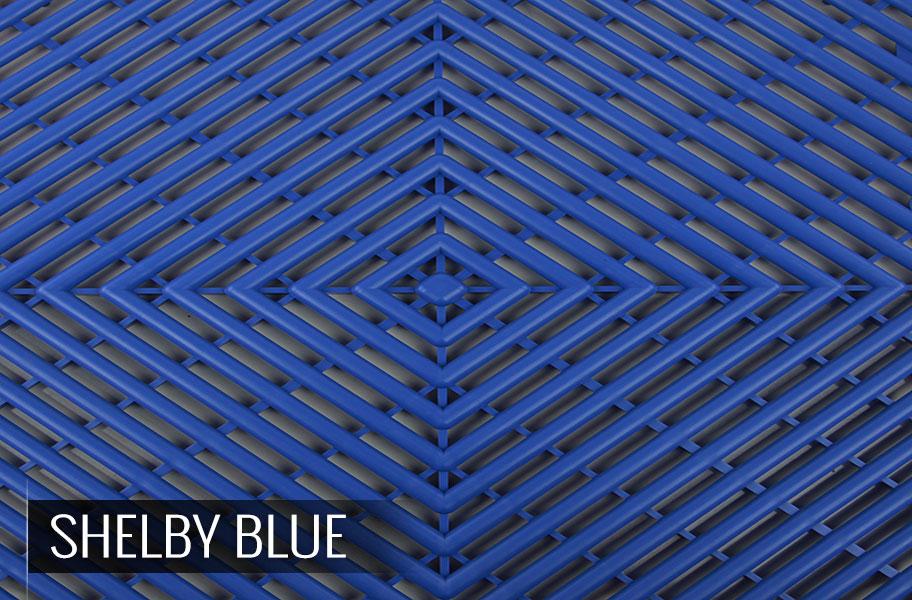 Vented Grid Loc Tiles Modular Tiles For Garages