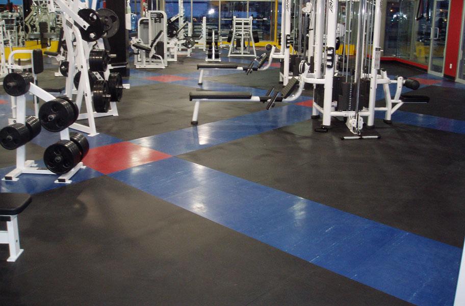 Premium mats commercial grade gym matting