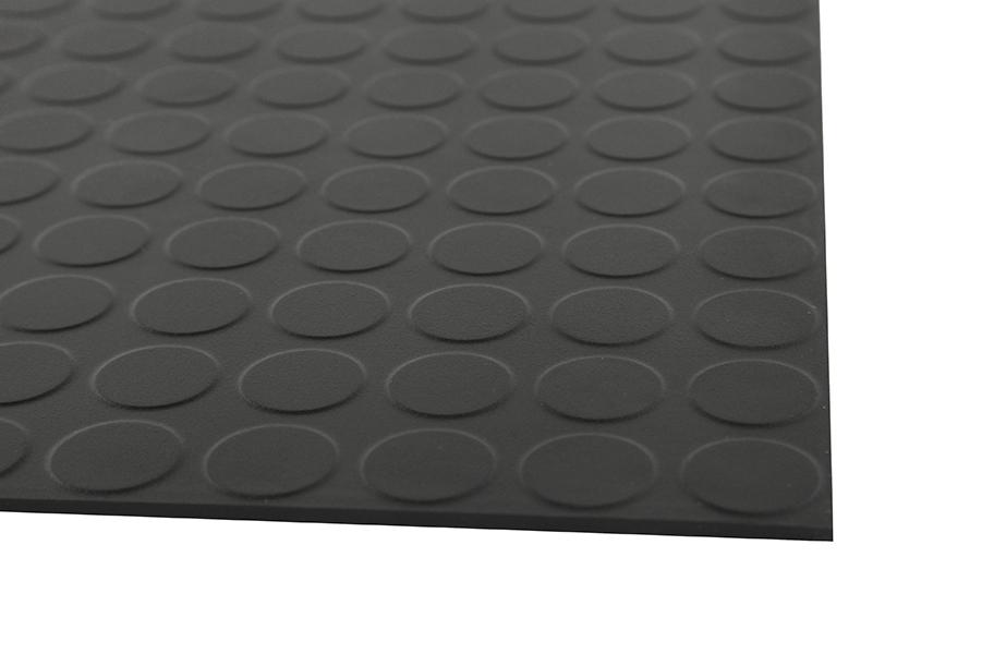 Mm coin flex tiles designer series studded garage