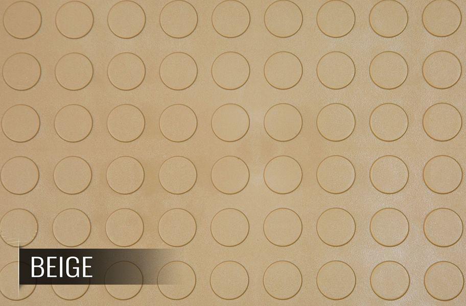 Coin Flex Nitro Tiles Quiet Durable Garage Floor Tiles