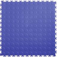 Blue 7mm Coin Flex Tiles