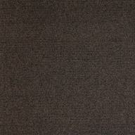 MochaPremium Ribbed Carpet Tiles
