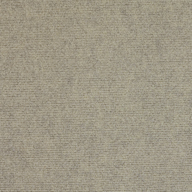 IvoryPremium Ribbed Carpet Tiles