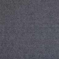 Sky GreyPremium Ribbed Carpet Tiles