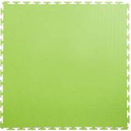 Light Green 7mm Smooth Flex Tiles