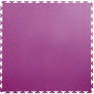 Purple 7mm Smooth Flex Tiles