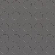 Dark Grey Coin Flex Nitro Tiles
