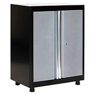 Black/Multi GraniteAmerican Heritage 2-Door Base Cabinet