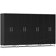 Midnight Black Metallic UG22640BUlti-MATE Garage 2.0 4-PC Tall Cabinet Kit