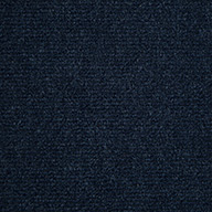 Navy BlueRibbed Carpet Tile - Quick Ship