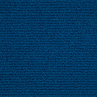 Royal BlueRibbed Carpet Tile - Quick Ship