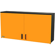 "PR80TC060Swivel Storage 60"" 2-Shelf Top Cabinet"