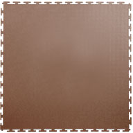 Brown 7mm Smooth Flex Tiles