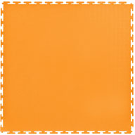 Orange 7mm Smooth Flex Tiles