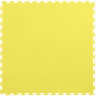 Yellow 7mm Smooth Flex Tiles