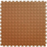 Tan Coin Flex Tiles