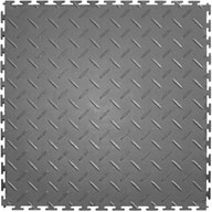 Light GrayDiamond Flex Tiles