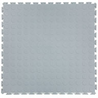 Light Grey Coin Flex Tiles