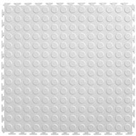 White Coin Flex Tiles