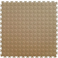 Beige Coin Flex Tiles