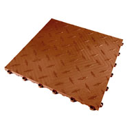 Chocolate BrownDiamondtrax Tiles