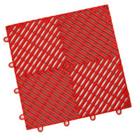 Victory RedVented Grid-Loc Tiles™