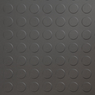 Dark Grey6.5mm Coin Flex Tiles