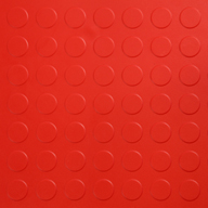 Red6.5mm Coin Flex Tiles