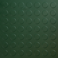 Forrest Green6.5mm Coin Flex Tiles