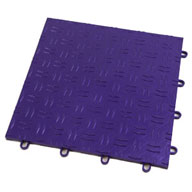 Imperial PurpleDiamond Grid-Loc Tiles™