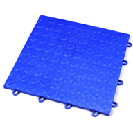 Shelby Blue Coin Grid-Loc Tiles™