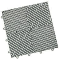 GunmetalVented Grid-Loc Tiles™