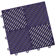 Imperial PurpleVented Grid-Loc Tiles™