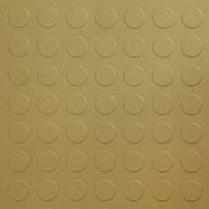 Beige 6.5mm Coin Flex Tiles