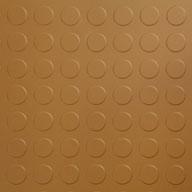 Tan 6.5mm Coin Flex Tiles