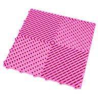 Carnival Pink Ribtrax Tiles