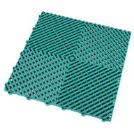 Teal  Ribtrax Tiles