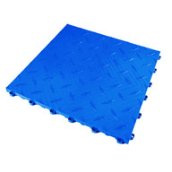 Royal BlueDiamondtrax Tiles