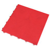 Racing Red Floortrax Tiles