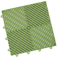 Olive GreenVented Grid-Loc Tiles™
