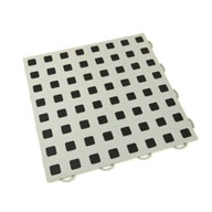 Grey w/ Black Premium Tiles w/ Traction Squares