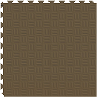 Chocolate6.5mm Diamond Flex Tiles