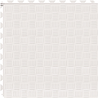 White6.5mm Diamond Flex Tiles