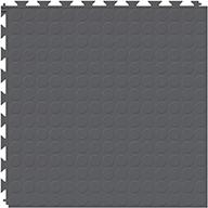 Dark Gray 6.5mm Coin Flex Tiles - Designer Series