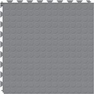 Light Gray 6.5mm Coin Flex Tiles - Designer Series